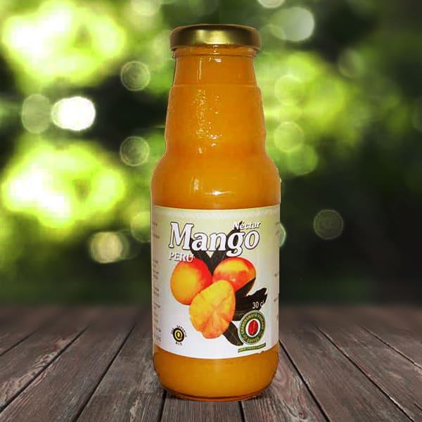 Nectar de mangue bio - Bouteille de 30 cl