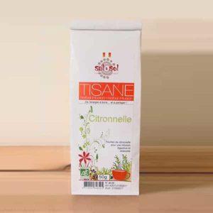 Tisane de Citronnelle biologique - 50g
