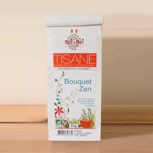 Tisane - Bouquet Zen biologique - 50g