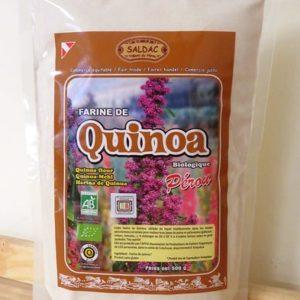 Farine de Quiloabio du Pérou - sachet de 500 g