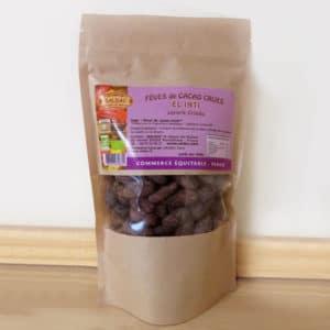 Fèves de Cacao crues El Inti Variété Criollo