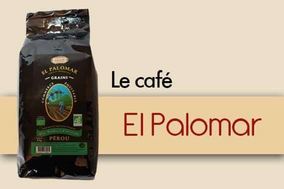 Le Café El Palomar - Produit de Saldac
