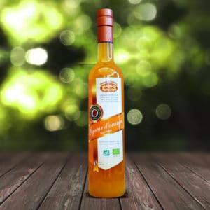 Liqueur d'orange - bouteille de 50 cl