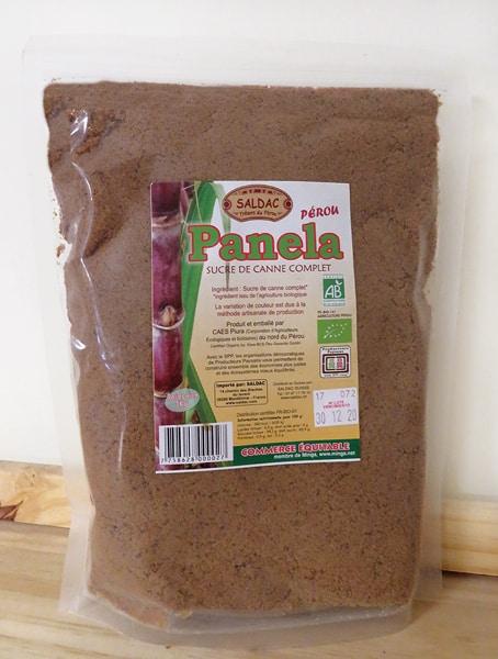 Sucre de canne complet Panela - 1kg