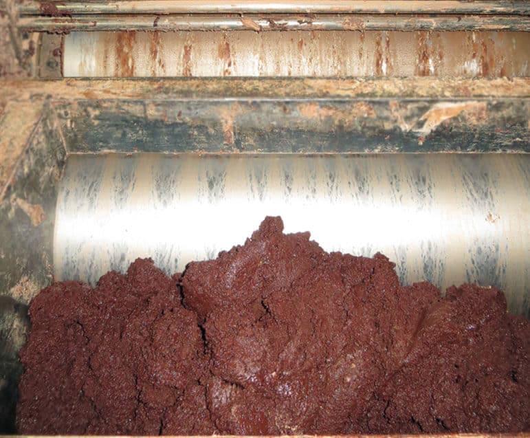 Fabrication du chocolat - Broyage