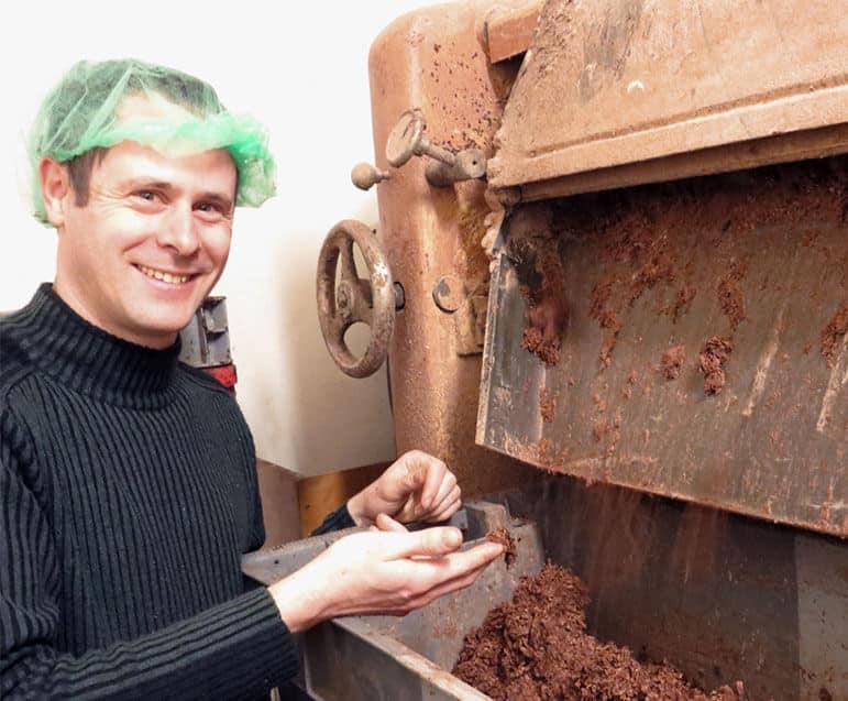 Fabrication du chocolat - Controle