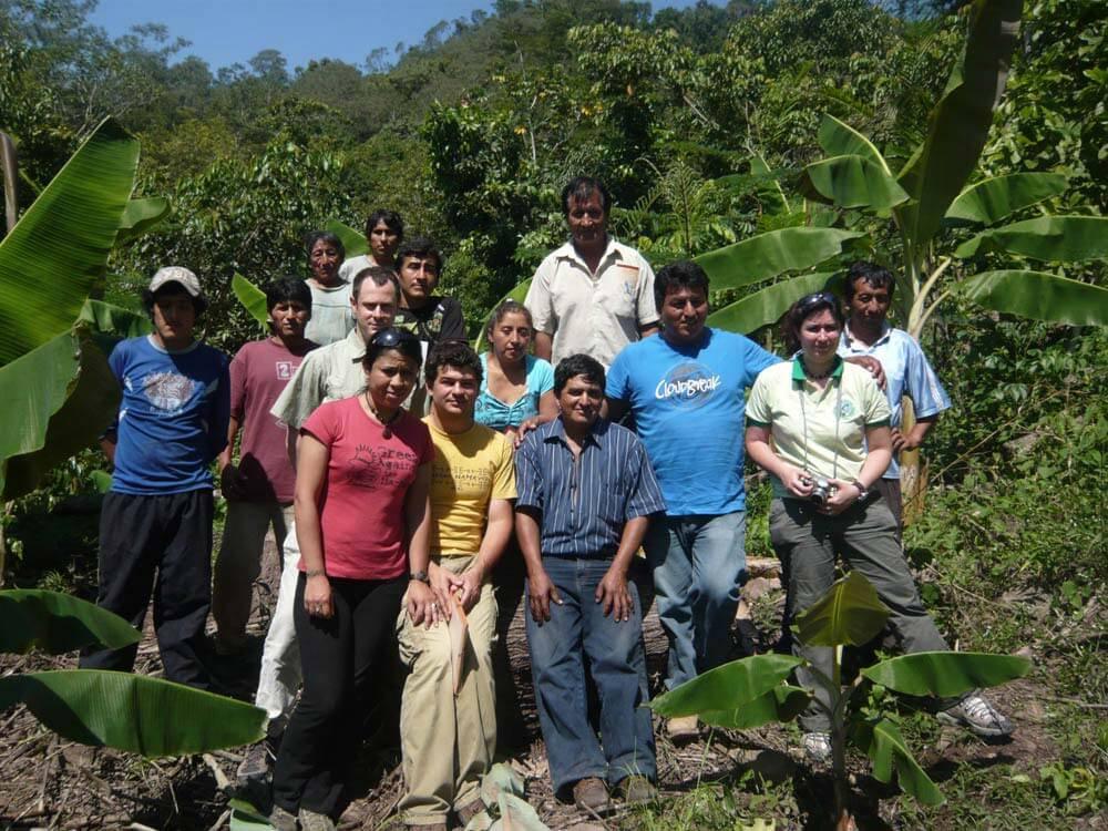 Réunion avec les producteurs de Rio blanco, 2010