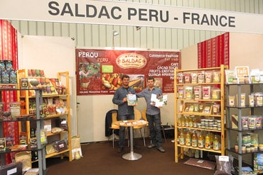 Saldac - Pérou France - Les Salons