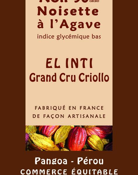 Noir agave Noisette