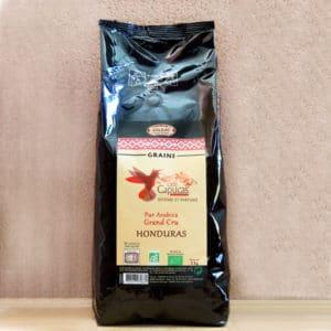 Café Capucas du Honduras