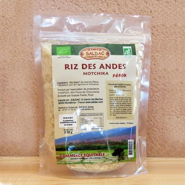 riz du nord du perou - 250g