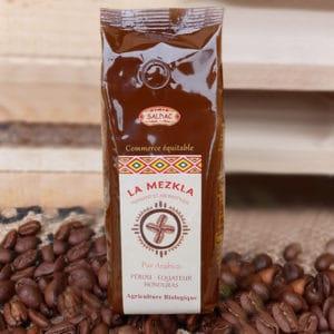 Café La Mezkla - Pérou Honduras - Equateur - 250 g